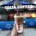 イギリス発のCOSTA COFFEE in バンコク, タイ